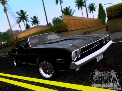 Dodge Challenger HEMI für GTA San Andreas