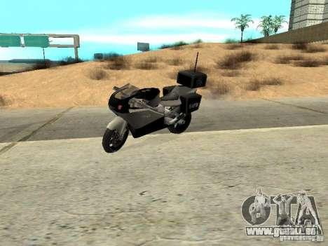NRG-500 Police für GTA San Andreas