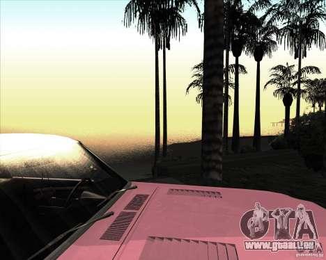 ENBSeries NORTH für GTA San Andreas her Screenshot