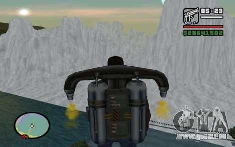 Mountain map für GTA San Andreas her Screenshot