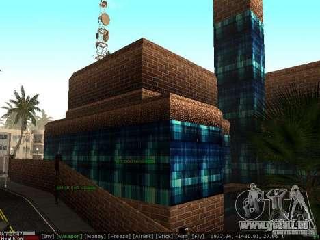 Das neue Krankenhaus in Los Santos für GTA San Andreas her Screenshot