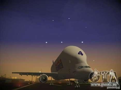 Airbus A300-600ST Beluga für GTA San Andreas