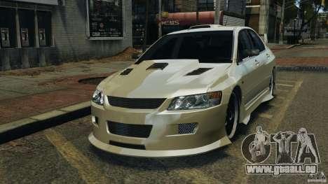 Mitsubishi Lancer Evolution VIII v1.0 pour GTA 4