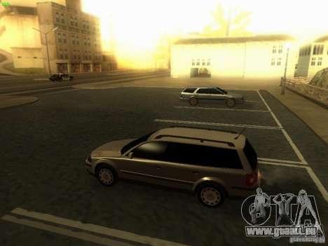 Vw Passat B5.5 Wagon 1.9 TDi für GTA San Andreas linke Ansicht