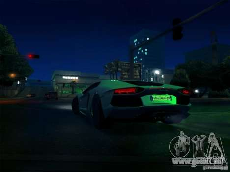 ENBSeries für GTA San Andreas zweiten Screenshot