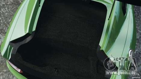SRT Viper GTS 2013 pour GTA 4 est une vue de dessous