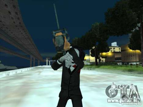 Saw für GTA San Andreas fünften Screenshot