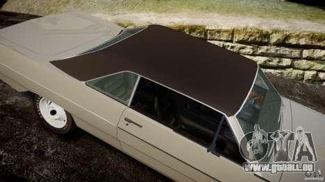 Plymouth Scamp 1971 pour GTA 4 est un côté