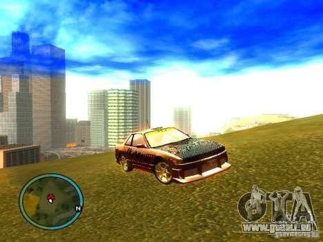 Nissan Silvia für GTA San Andreas