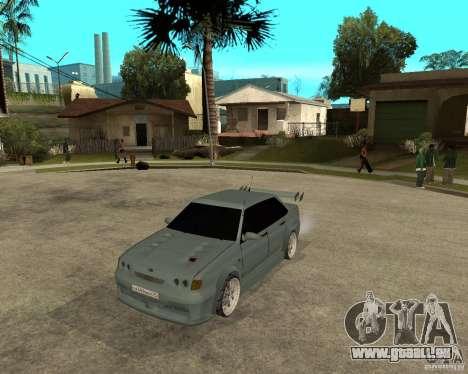 VAZ 2115 TTC Tuning für GTA San Andreas