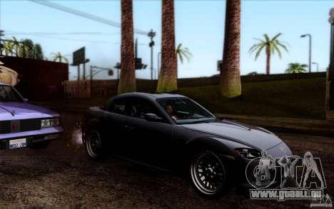 Sa Game HD pour GTA San Andreas quatrième écran