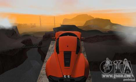 ENBSeries by dyu6 Low Edition pour GTA San Andreas