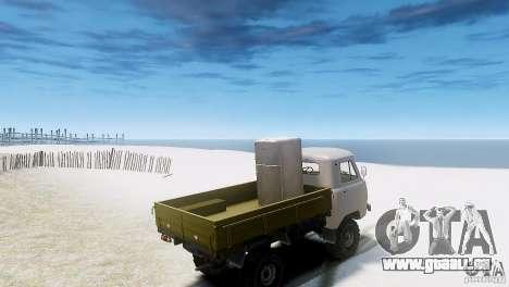 UAZ 451DM pour GTA 4 est une gauche