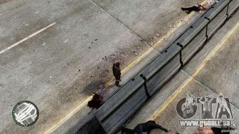 Blood-Mod v6.0 für GTA 4 fünften Screenshot