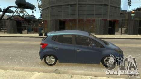 Hyundai IX20 2011 pour GTA 4 est un droit
