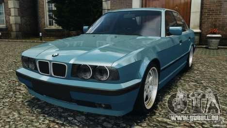 BMW E34 V8 540i pour GTA 4