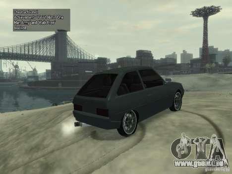 ZAZ 1102 Tavria für GTA 4 rechte Ansicht