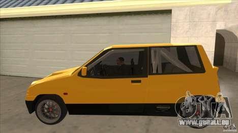Suzuki Alto Euro für GTA San Andreas linke Ansicht