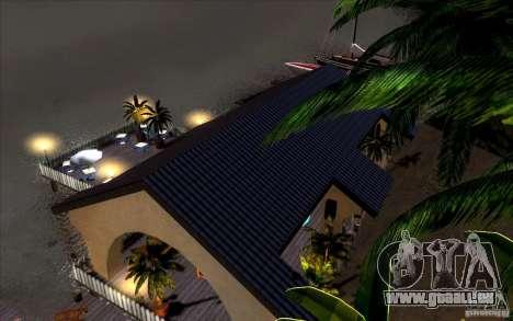 Beachclub für GTA San Andreas siebten Screenshot