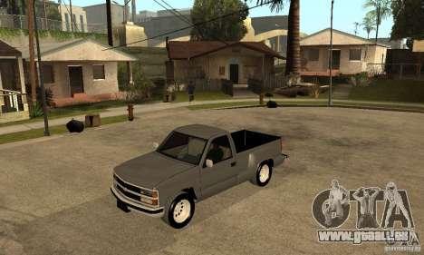Chevrolet Silverado 1500 für GTA San Andreas