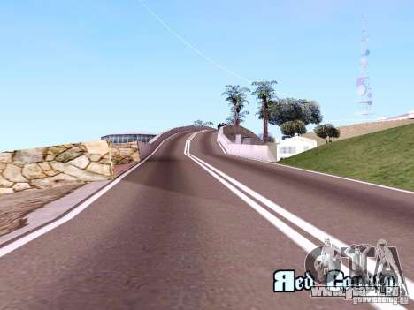 New Roads pour GTA San Andreas neuvième écran