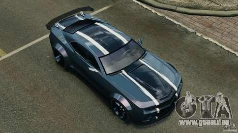 Chevrolet Camaro SS EmreAKIN Edition für GTA 4-Motor