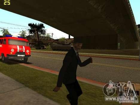 Drunk People Mod für GTA San Andreas zweiten Screenshot