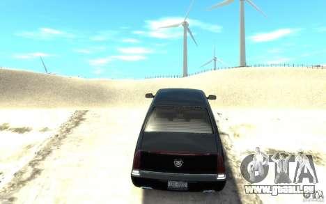 Cadillac DTS v 2.0 für GTA 4 hinten links Ansicht