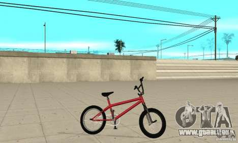 Powermatic BMX 2006 pour GTA San Andreas