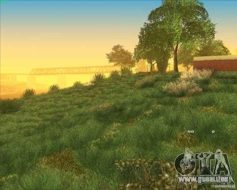 Project Oblivion 2010 HQ SA:MP Edition für GTA San Andreas sechsten Screenshot