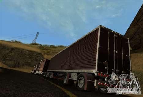 Trailer für Freightliner Classic XL Custom für GTA San Andreas