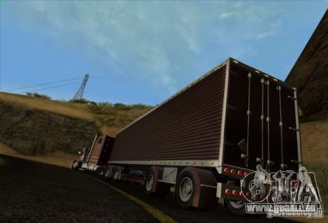 Bande-annonce de Freightliner Classic XL Custom pour GTA San Andreas