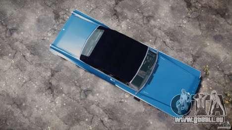 Dodge Dart 440 1962 pour GTA 4 est un droit