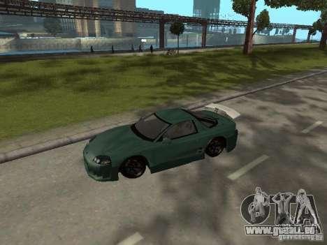 Mitsubishi 3000GT pour GTA San Andreas salon