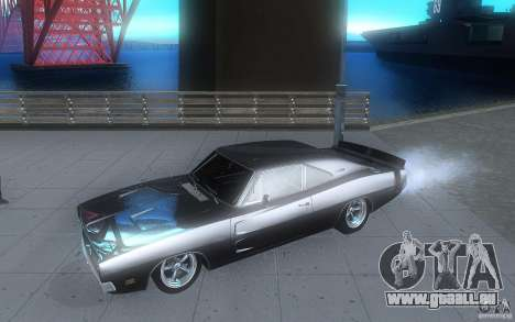 Dodge Charger RT 69 pour GTA San Andreas