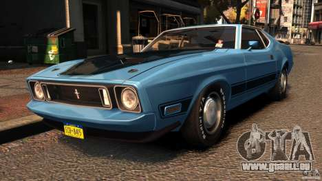 Ford Mustang Mach 1 1973 v2 pour GTA 4