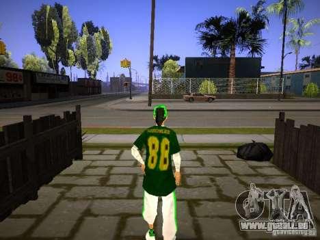 New Deniz für GTA San Andreas zweiten Screenshot
