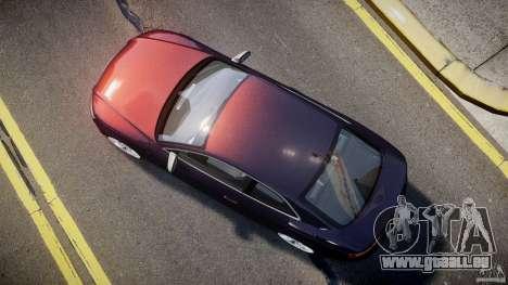 Audi S5 v1.0 für GTA 4 Innenansicht