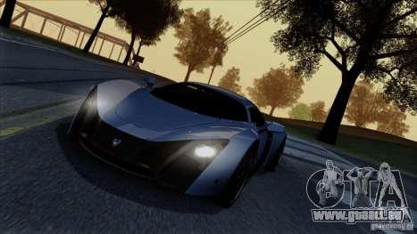 SA Beautiful Realistic Graphics 1.4 pour GTA San Andreas septième écran
