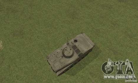 BMP-1 grau für GTA San Andreas rechten Ansicht