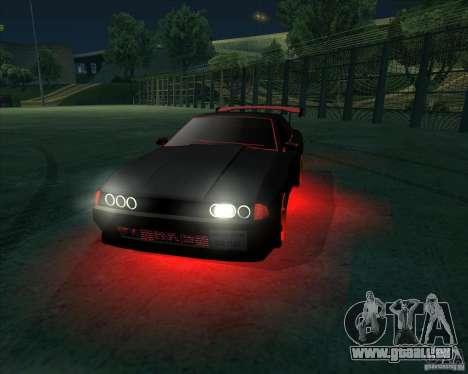NEON mod für GTA San Andreas