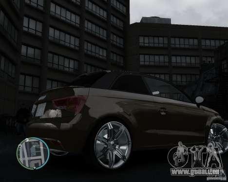 Audi A1 v.2.0 pour GTA 4 est un droit