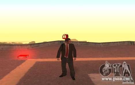 Unique animation of GTA IV V3.0 pour GTA San Andreas troisième écran