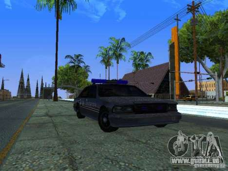 Lumpkin Country Sheriffs Office für GTA San Andreas