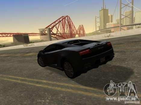 IG ENBSeries v2.0 pour GTA San Andreas deuxième écran