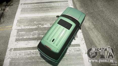 Range Rover Supercharged v1.0 pour GTA 4 est un droit
