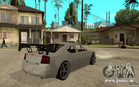 Dodge Charger 2009 für GTA San Andreas rechten Ansicht