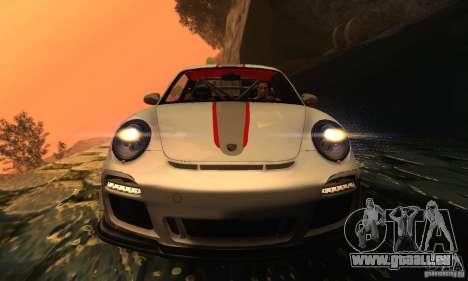 ENBSeries by dyu6 v5.0 pour GTA San Andreas quatrième écran
