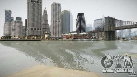 Realistic ENBSeries V1.1 pour GTA 4 douzième d'écran