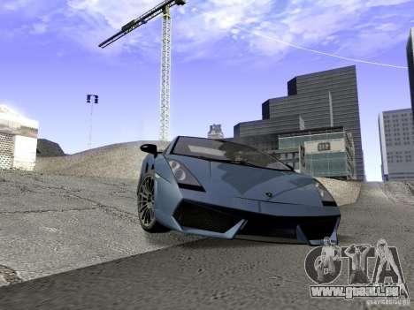 LibertySun Graphics For LowPC für GTA San Andreas fünften Screenshot